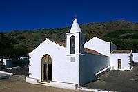 Spanien, Kanarische Inseln, El Hierro, Santuario de Nostra Senora de los Reyes