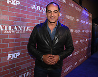 """LOS ANGELES - FEBRUARY 19: Navid Negahban arrives at the red carpet event for FX's """"Atlanta Robbin' Season"""" at the Ace Theatre on February 19, 2018 in Los Angeles, California.(Photo by Frank Micelotta/FX/PictureGroup)"""