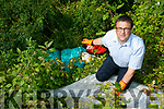 illegal dumping Dumping in Ballinorig. Pictured Litter Warden Brendan Murphy