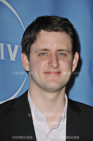 Zach Woods at the NBC Universal Winter 2011 Press Tour at the Langham Huntington Hotel, Pasadena..January 13, 2011  Pasadena, CA.Picture: Paul Smith / Featureflash