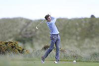 G Smyth (Clonmel) during the 1st round of the East of Ireland championship, Co Louth Golf Club, Baltray, Co Louth, Ireland. 02/06/2017<br /> Picture: Golffile | Fran Caffrey<br /> <br /> <br /> All photo usage must carry mandatory copyright credit (&copy; Golffile | Fran Caffrey)
