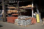 Builder's yard materials