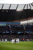 Barclays Premier League, Man City (blue) V Swansea City (white) Etihad Stadium, 27/10812<br /> <br /> Picture by: Ben Wyeth / Athena Picture Agency