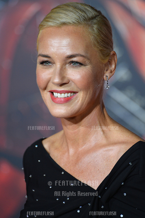 Connie Nielsen at the world premiere for &quot;Justice League&quot; at The Dolby Theatre, Hollywood. Los Angeles, USA 13 November  2017<br /> Picture: Paul Smith/Featureflash/SilverHub 0208 004 5359 sales@silverhubmedia.com