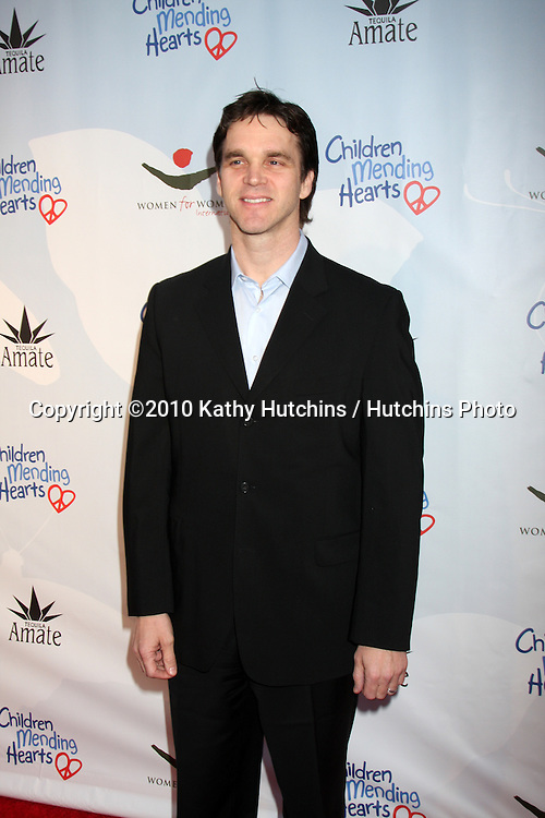 "Luc Robitaille.arrives at the Children Mending Hearts 3rd ""Peace Please"" Gala.Music Box @ Fonda .Los Angeles, CA.April 16, 2010.©2010 Kathy Hutchins / Hutchins Photo..."