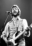 Eric Clapton 1977 <br /> &copy; Chris Walter