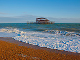 ENGLAND, Brighton, the Old Pier