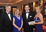 Tim and Loreto Fenn, CEO, IHF and Michael and Marie Vaughan, President, IHF pictured at the IHF conference in the Hotel Kilkenny..Picture by Don MacMonagle...pic from IHF