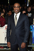 "George Tillman Jr.<br /> arriving for the London Film Festival screening of ""The Hate U Give"" at the Cineworld Leicester Square, London<br /> <br /> ©Ash Knotek  D3452  20/10/2018"