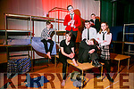 "The Duisigh Youth Theatre perform ""Walking the Tightrope"" A play on Mental Health Issues and Mental Health stereotype  at Gaelcholaiste, Chiarrai"" on Tuesday night . Cast Members, Front l-r Eibhlis Beirne, Saoirse Ferris, Pierce O'Brien, Conor O'Brien, Dillon Harris, Robert Jones and Kate Moore"