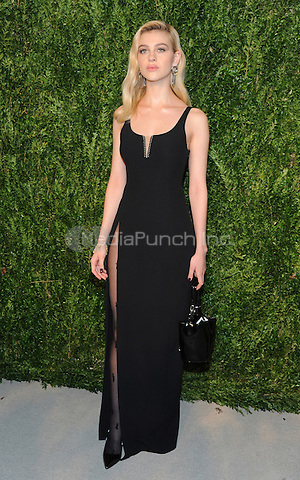 NEW YORK, NY - NOVEMBER 07:  Nicola Peltz attends 13th Annual CFDA/Vogue Fashion Fund Awards at Spring Studios on November 7, 2016 in New York City. Photo by John Palmer/MediaPunch
