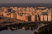 Kiev, Ukraine<br /> July 23, 2005<br /> <br /> Densely populated residential district.