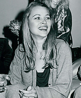 Michelle Phillips 1982<br /> Photo By John Barrett-PHOTOlink.net