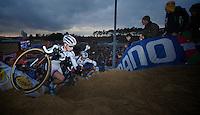 Lars van der Haar (NLD)<br /> <br /> UCI Worldcup Heusden-Zolder Limburg 2013