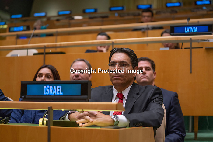 LOS general debate – 27 September<br /> <br /> PM<br /> <br />  His Excellency Benjamin Netanyahu, Prime Minister, State of Israel