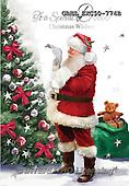John, CHRISTMAS SANTA, SNOWMAN, WEIHNACHTSMÄNNER, SCHNEEMÄNNER, PAPÁ NOEL, MUÑECOS DE NIEVE, paintings+++++,GBHSSXC50-774B,#X#