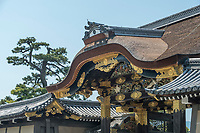 Nijo Castle was built in 1603 as the Kyoto residence of Tokugawa Ieyasu, the first shogun of the Edo Period (1603-1867).