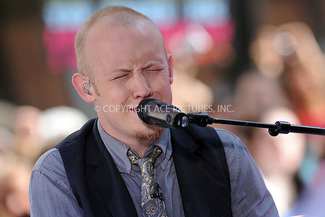 WWW.ACEPIXS.COM . . . . . ....July 12 2009, New York City....Rock band The Fray performed on NBC's 'Today' Show at the Rockerfeller Plaza on July 13 2009 in New York city........Please byline: KRISTIN CALLAHAN - ACEPIXS.COM.. . . . . . ..Ace Pictures, Inc:  ..tel: (212) 243 8787 or (646) 769 0430..e-mail: info@acepixs.com..web: http://www.acepixs.com