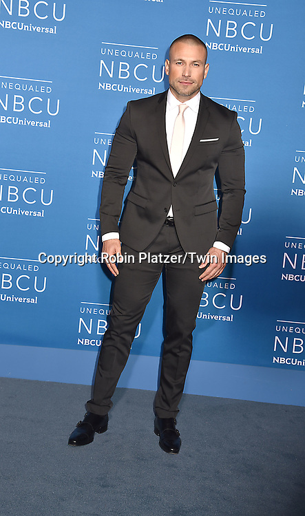 Rafael Amaya attends the NBCUNIVERSAL 2017 UPFRONT on May 15, 2017 at Radio City Music Hall in New York, New York, USA.<br /> <br /> photo by Robin Platzer/Twin Images<br />  <br /> phone number 212-935-0770