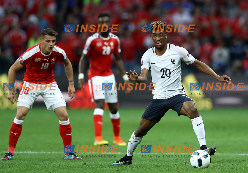 Kinglsey Coman France <br /> Lille 19-06-2016 Stade Pierre Mauroy Footballl Euro2016 Switzerland - France  / Svizzera - Francia Group Stage Group A. Foto Matteo Ciambelli / Insidefoto