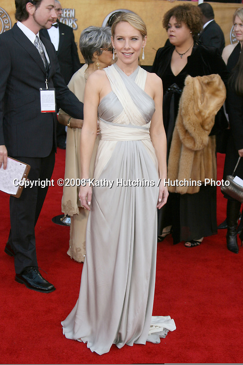 Amy Ryan.Screen Actors Guild Awards 2008 .Shrine Auditorium.Los Angeles, CA.January 25, 2008.©2008 Kathy Hutchins / Hutchins Photo....