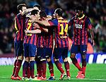 Barça-Ath. Club<br /> 20-4-2014
