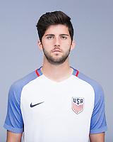 Carson, CA. - February 3, 2016: The US Men's National Team.