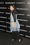 BEVERLY HILLS, CA. - November 02: Tracey Ullman. arrives at the Decades Of Denim Launch Party at a private residence on November 2, 2010 in Beverly Hills, California.