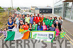 Members of the Tralee International Childrens Games Team  return home triumphant with Medals on Monday afternoon from Alkmaar in Holand