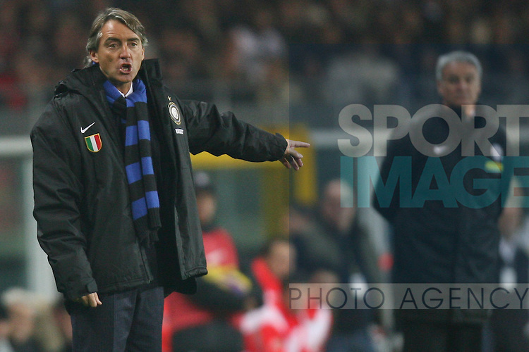 Roberto Mancini manager of Inter