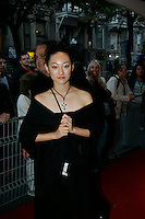 September 18, 2005, Monteal (Qc) CANADA<br /> <br /> Tegoshi Yuya, Actress in  the Japanese movie DEAD RUN<br /> t the opening of the first NEW MONTREAL FILMFEST <br /> aPhoto by Pierre Roussel / Images Distribution
