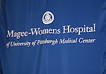Guiding Light actors - Kim Zimmer and Gina Tognoni along with GL director Adam Reist visit Magee-Women's Hospital of University of Pittsburgh Medical Center on October 23, 2009 to meet with nurses and patients as the other GL castmembers Robert Newman, Bradley Cole, Jordan Clarke, Frank Dicopoulos, Jeff Branson, Daniel Cosgrove, Tom Pelphrey, Grant Aleksander, Ron Raines come to see fans at the Hyatt Regency in Pittsburgh, PA. during the weekend of October 24 and 25, 2009. (Photo by Sue Coflin/Max Photos)