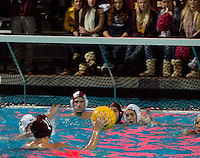 Saturday,November 22 2008.  Bishops High School of La Jolla defeat Coronado High 4 to 3 for the CIF Division II Boys Water Polo Title.