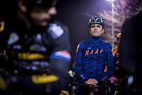 Tom Pidcock (GBR/TPR) at the start<br /> <br /> 44th Superprestige Diegem (BEL) 2018<br /> ©kramon