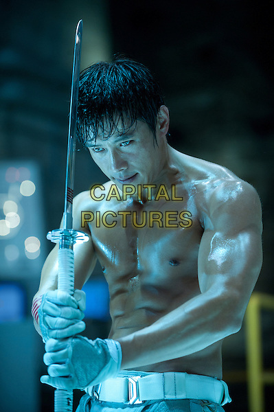 Byung-Hun Lee.in G.I. Joe: Retaliation (2013) .*Filmstill - Editorial Use Only*.CAP/FB.Supplied by Capital Pictures.
