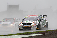 Round 8 of the 2018 British Touring Car Championship. #66 Josh Cook. Power Maxed Racing. Vauxhall Astra