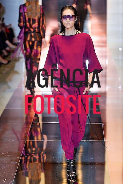 Milao, Italia &sbquo;18/09/2013 - Desfile de Gucci durante a Semana de moda de Milao  -  Verao 2014. <br /> Foto: FOTOSITE