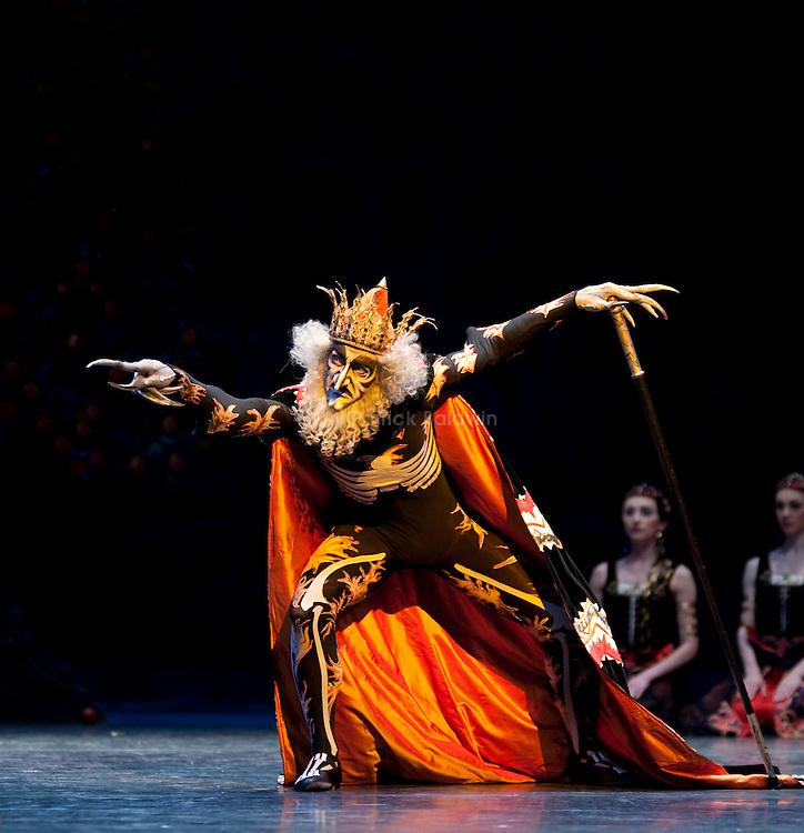 The Royal Ballet. The Firebird.