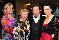 At the Red Carpet Charity Night in aid of Kerry Rape and Sexual Abuse Centre in The Brehon Hotel, Killarney, on Wednesday night were from left, Ruth and Delia Adams, Frankie Gavin and Michelle Lally.  Picture: Eamonn Keogh (MacMonagle, Killarney)