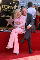 LOS ANGELES - SEP 12:  Judith Light, Robert Desiderio at the Judith Light Star Ceremony on the Hollywood Walk of Fame on September 12, 2019 in Los Angeles, CA