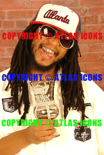 Lil Jon, Studio Photo Session