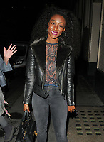 Beverley Knight at the &quot;Consent&quot; press night, The Harold Pinter Theatre, Panton Street, London, England, UK, on Tuesday 29 May 2018.<br /> CAP/CAN<br /> &copy;CAN/Capital Pictures