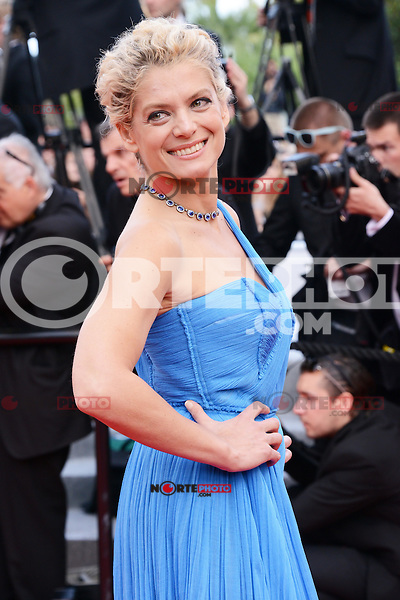 """Angela Ismailos attending the """"De Rouille et D'os"""" Premiere during the 65th annual International Cannes Film Festival in Cannes, 17th May 2012...Credit: Timm/face to face /MediaPunch Inc. ***FOR USA ONLY***"""