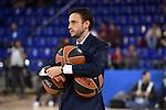 Turkish Airlines Euroleague 2017/2018.<br /> Regular Season - Round 8.<br /> FC Barcelona Lassa vs Valencia Basket: 89-71.