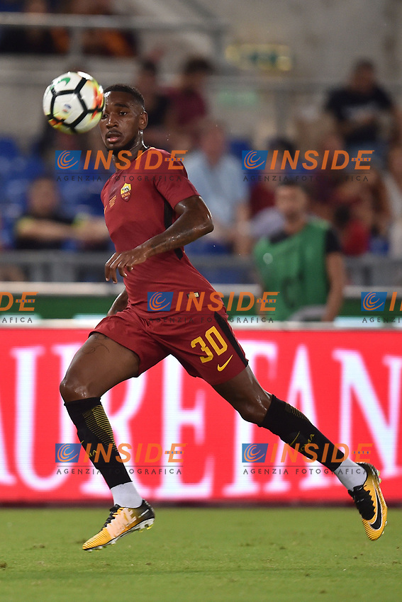 Gerson Roma <br /> Roma 01-09-2017 Stadio Olimpico Football Friendly match AS Roma - Chapecoense Foto Andrea Staccioli / Insidefoto