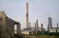 - industrial zone of Augusta/Priolo/Siracusa, petrochemical plant<br /> <br /> - zona industriale di Augusta/PrioloSiracusa/, stabilimento petrolchimico