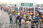 DINGLE MARATHON: The start of the Dingle Marathon on Saturday..