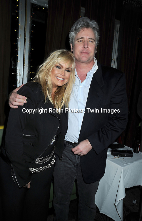 Catherine Hickland and Michael Knight