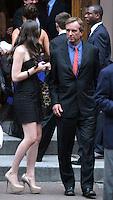 June 30, 2012  Robert Kenndy Jr. attend the Alec Baldwin and Hilaria Thomas Wedding Day at Basilica of St. Patrick's Old Cathedral in Little Italy in New York City.Credit:© RW/MediaPunch Inc. /*NORTEPHOTO.COM*<br /> *SOLO*VENTA*EN*MEXiCO* *CREDITO*OBLIGATORIO** *No*Venta*A*Terceros* *No*Sale*So*third* ***No Se*Permite*Hacer*Archivo** *No*Sale*So*third*©Imagenes con derechos de autor,©todos reservados. El uso de las imagenes está sujeta de pago a nortephoto.com El uso no autorizado de esta imagen en cualquier materia está sujeta a una pena de tasa de 2 veces a la normal. Para más información: nortephoto@gmail.com* nortephoto.com.