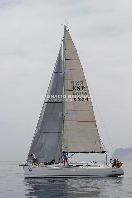 -  - XIX TROFEO PEÑÓN DE IFACH - Calpe-Formentera-Calpe - Real Club Náutico de Calpe - 2007 may 31
